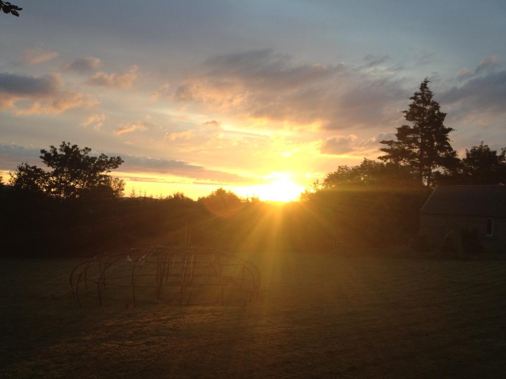 clash-lodge-sunset